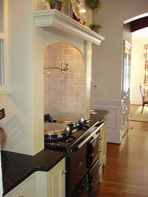 Gallery kitchens and baths general contractor builder for V kitchen in durham nc
