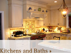 Gallery general contractor builder in raleigh nc for V kitchen in durham nc